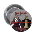 Nobama Halloween-Barackula & Biden Button