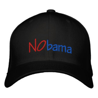 NObama Hat Embroidered Hats
