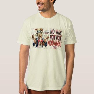 Nobama Politicks Suck Gear T-Shirt