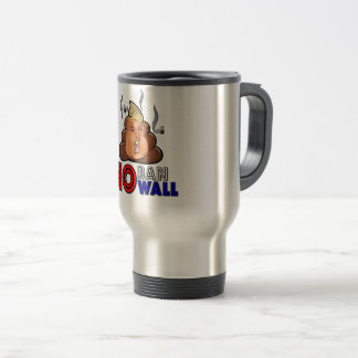 NoBanNoWall No Ban No Wall Protest Immigration Ban Travel Mug