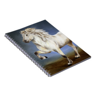 Nobility Spiral Notebook