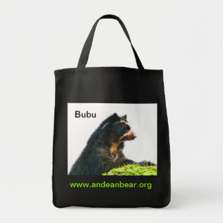 Noble Bubu bag, dark version Tote Bag