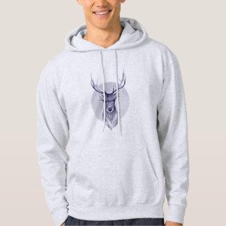 Noble deer hoodie