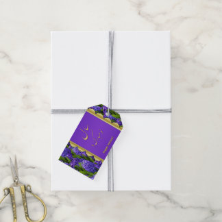 Noble Happy Norooz Hyacinths - Gift Tag Pack Of Gift Tags