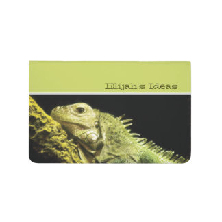 Noble Iguana Pocket Journal