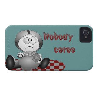 Nobody Cares Blackberry Bold Case