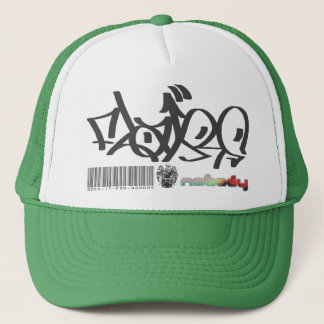 ::NOBODY !mpr!nt worldw!de:: Trucker Hat