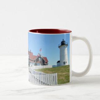 Nobska Lighthouse Mug