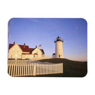 Nobska Lighthouse, Woods Hole, Massachusetts Magnet