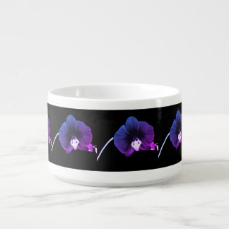 Nocturnal Orchid Bowl