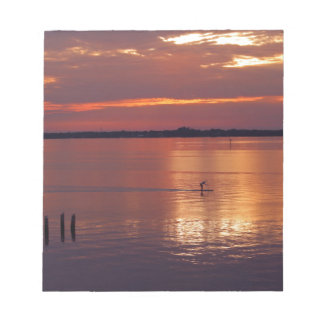 Nocturnal Paddle Boarder Returns Notepads