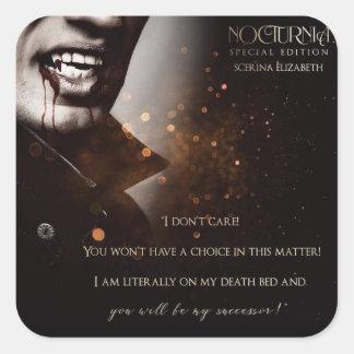 Nocturnia Special Editoin Bumper Sticker #1