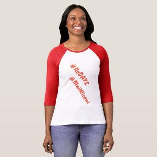 #NoDAPL  #MniWiconi T-Shirt
