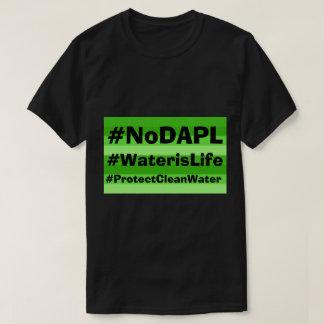 NoDAPL shirt