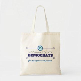 Nodaway County Democrats Custom Tote