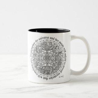 Noe Hinojosa Jr: Contemplate the Universe Mug