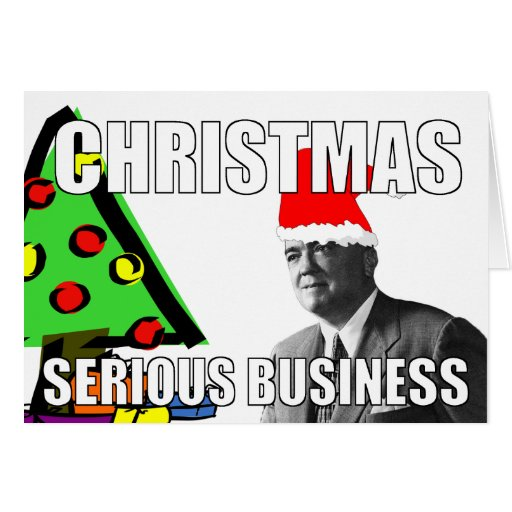 Noël : Affaires sérieuses Cartes