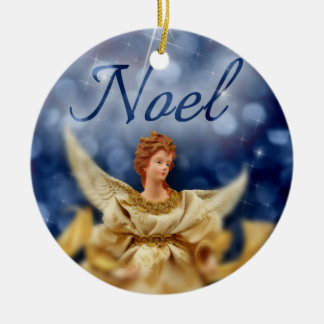 Noel Angel Christmas Ornament