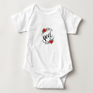 Noel Baby Bodysuit