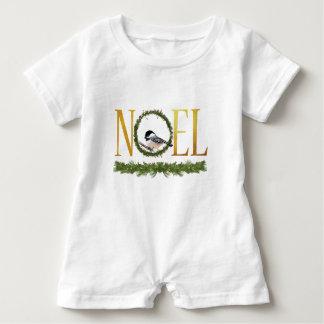 Noel Baby Romper