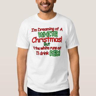 Noël blanc t-shirt