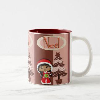 Noel Caroler Mug