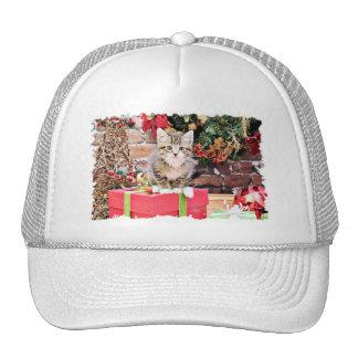 Noël - chat de Kitty - Monki Casquette De Camionneur
