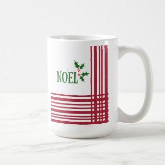 NOEL Christmas Mug