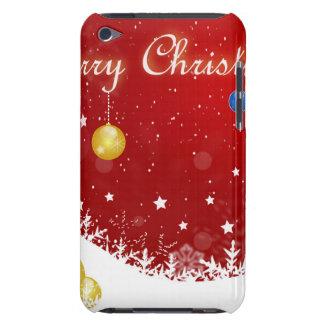 Noël Coque iPod Case-Mate