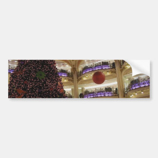 Noël dans l'adhésif pour pare-chocs de Paris Autocollants Pour Voiture