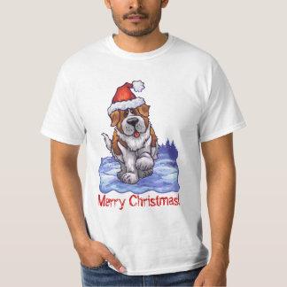 Noël de St Bernard Tee-shirt