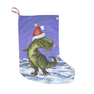 Noël de Tyrannosaurus Petite Chaussette De Noël