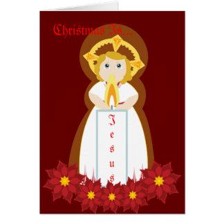 Noël est Jésus ! - Personnaliser Carte De Vœux