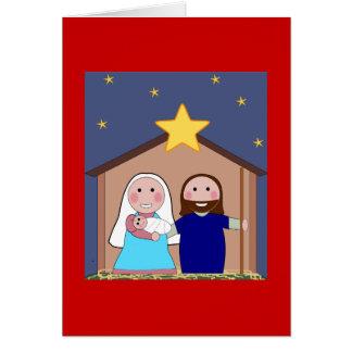 Noël Jésus Cartes De Vœux