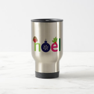 Noel joyeux tasse