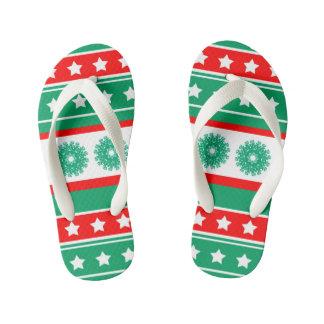noel kid's flip flops