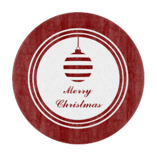 NOEL Merry Christmas Holiday Red And White Boards