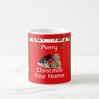 Noël Mug Blanc