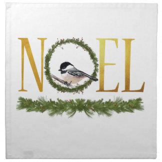 Noel Napkin