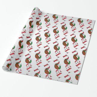 Noel Obama Style Christmas Wrap