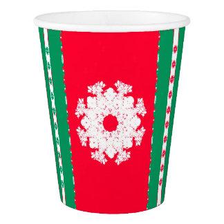 noel paper cup