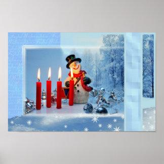 Noël Poster