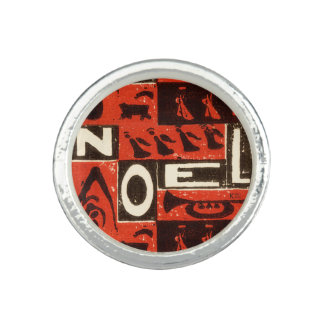 Noel Red Ring