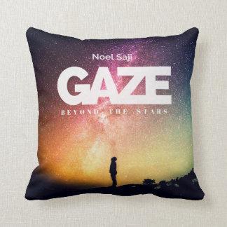 Nöél Sâji MERCH - Throw Pillow. Throw Pillow