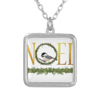 Noel Silver Plated Necklace