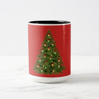 Noel Tree Mug
