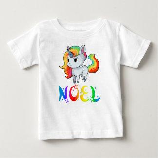 Noel Unicorn Baby T-Shirt