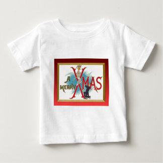 Noël vintage traditionnel t shirts