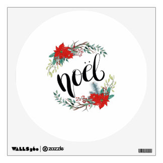 Noel Wall Sticker