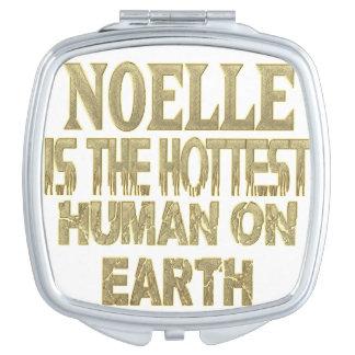 Noelle Compact Mirror